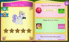 Reporter Pony Album.png