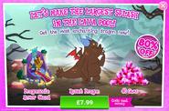 Russet Dragon Bundle Ad