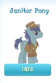 Janitor Pony collection.jpg