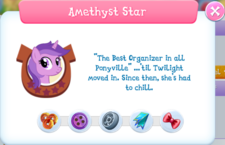 Amethyst Star Album Description.png