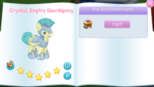 Crystal Empire Guardspony album.png