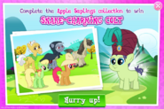 Snake-Charming Colt Collection Promotion Ad