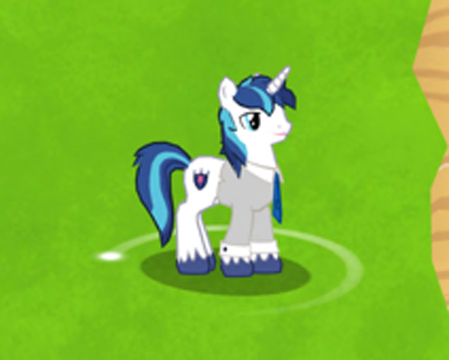 Young Shining Armor