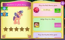 Stubborn Crystal Pony album.png