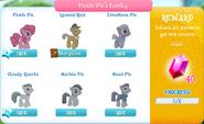 Pinkie Pie's Family