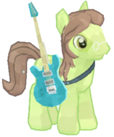 Guitarist Pony Character Image.png