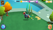 Shadowbolt Rainbow Dash in-game MLP mobile game-1-
