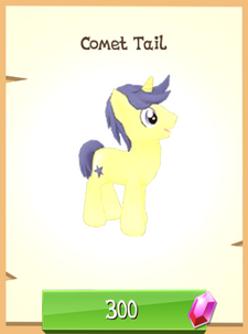 Comet Tail unlocked.png