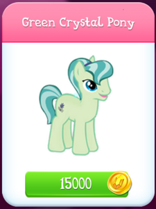 Green Crystal Pony store unlocked.png