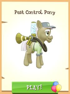 Pest Control Pony unlocked.png