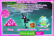 Paint-Covered Changeling Bundle Ad