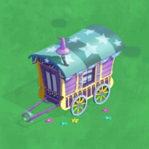 Trixie's Wagon
