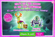 Pet bug king ad