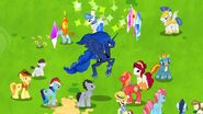 Princess Luna shard dance