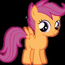 Scootaloo The My Little Pony Gameloft Wiki Fandom Decorate your laptops, water bottles, helmets, and cars. the my little pony gameloft wiki
