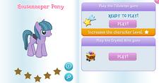 Housekeeper pony album.png