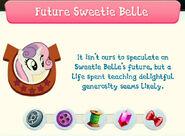 Future Sweetie Belle Description