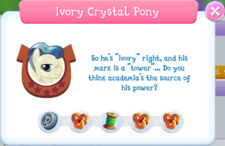 Ivory Crystal Pony Album Description.png