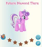 Future Diamond Tiara Album