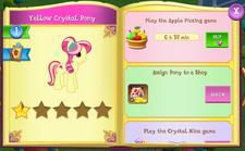 Yellow Crystal Pony album.png