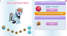 Mean rainbow dash album.png