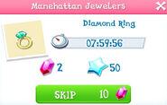 Diamond Ring (from Manehattan Jewelers)