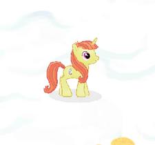 Fashionable Unicorn Character Image.png