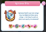 Album Rainbow Bite