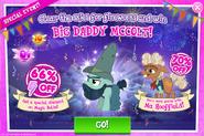 Big Daddy McColt Special Event Reward Ad