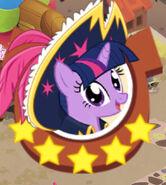 Pirate Twilight Sparkle icon