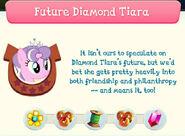 Future Diamond Tiara Description