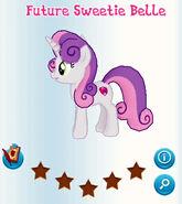 Future Sweetie Belle Album