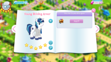 Young Shining Armor Album.PNG