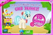 10x Chances - Coco Pommel