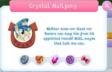 Crystal Mailpony Album Description.png
