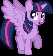 Twilight Sparkle Alicorn vector