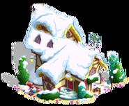 Ponyville House Winter 2