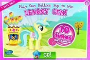 10x chances - Lemony Gem