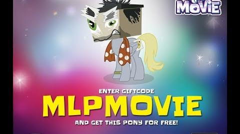 FREE DERPY HOOVES - JULY 2017 MUFFINS PONY - DITZY DOO My Little Pony Friendship is Magic Gameloft