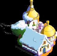 Canterlot House Winter 1
