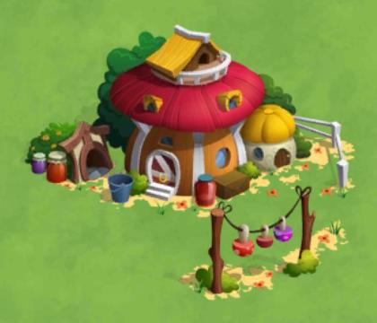 Mushroom Shop