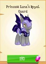 Princess Luna's Royal Guard store.png