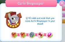 Curio Shopkeeper Album Description.png
