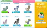 Musical Ponies