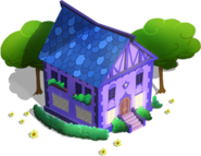 Shining Armor's House-Ponyville