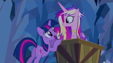Twilight Sparkle en la Vagoneta GAMELOFT My Little Pony Friendship is Magic La Magia de la Amistad