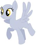 Pegasus pony mare base 03