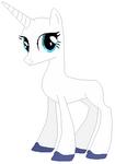 Uniorn pony mare base 05