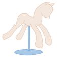 Pony mannequin base by phygem bases-d6fy8z6 (2)