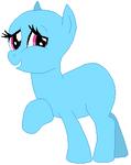 Earth pony mare base 05